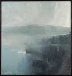 Rich Bowman - Back Home, #13  Oil on canvas  38x36
