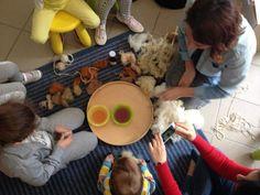 Biblio-artigianiamo: laboratorio tessile per bambini