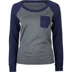 FULL TILT Womens Raglan Sweater 201590210 | Sweaters & Cardigans | Tillys.com