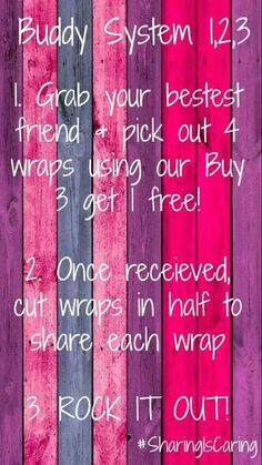 A great way to save money but still get Jamberry! It's cheaper than the salon and you're getting it for more than 50% off? Win win!