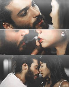 Yaman and Özdemir - Collage Cute Love Couple, Beautiful Couple, Gorgeous Men, Lincoln And Octavia, Romance And Love, Finding Dory, Music Film, Early Bird, Turkish Actors