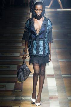 Lanvin spring/summer 2015 collection - Paris fashion week