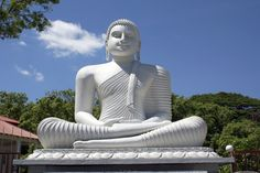 Buddah statue in Polonnaruwa, Sri Lanka