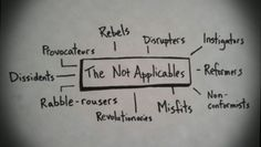 The Not Applicables
