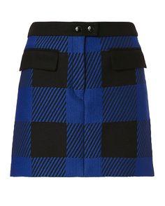Rag & Bone Cybil Plaid Skirt