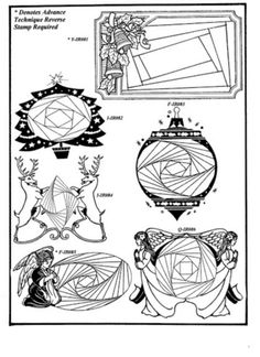 New Iris Folding Mounted and Unmounted Rubber Stamp at discount prices. Iris Folding Templates, Iris Paper Folding, Iris Folding Pattern, Card Patterns, Quilt Block Patterns, Pattern Blocks, Quilt Blocks, Pliage D'iris, Patchwork Cards
