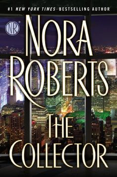 The Collector by Nora Roberts http://www.amazon.com/dp/0399164456/ref=cm_sw_r_pi_dp_gBlOtb0RS5T9X4CN