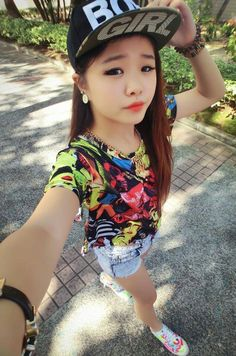 Asian Swagg! Loveeee it! ♥