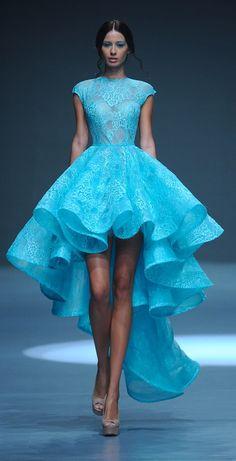 Michael Cinco S/S 2015 #Couture