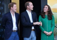 Kate Middleton Photos - The Duke  Duchess of Cambridge And Prince Harry Attend The Tour De France Grand Depart - Zimbio