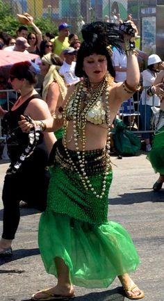 Another beautiful dancing mermaid