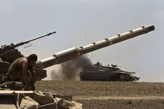 Death Toll in Gaza Climbs, Israel Calls up More Troops - In Focus - The Atlantic