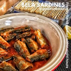 BELA - Freshly Hand-Packed Portuguese Sardines in Tomato Sauce