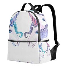 e640ea0b72 JSTEL Christmas Unicorn School Backpack 2th 3th 4th Grade for Boys Teen  Girls Kids     Find out more about the great product at the image link.