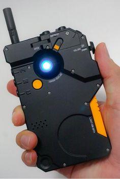 Twitter / HIDEO_KOJIMA_EN: iDROID shaped iPhone case, ...