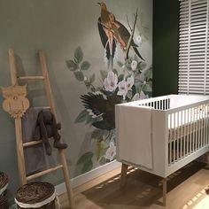 behangfabriek behang op maat babykamer