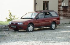 Nissan Primera Estate, twelfth car, got it because the family was getting bigger, hated it, did not keep it long! Classic Cars, Vehicles, Nissan Primera, Vintage Classic Cars, Car, Classic Trucks, Vehicle, Tools