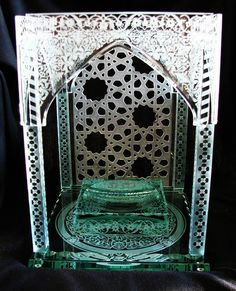 Candlestick - islamic art inspiration