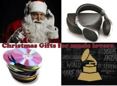 Christmas Gift Guide: Presents for music lovers