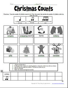 Open soon...Christmas Centers-Workstations for Music Class