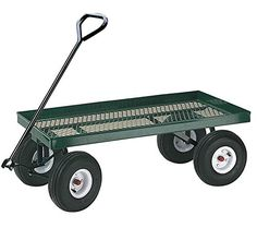 Tek Widget Heavy Duty Garden Nursery Wagon Cart 660lbs Continue To The Product At