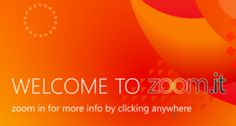 Zoom.it is a free service for viewing and sharing high-resolution imagery.