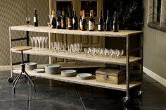 wine bar - Shabby - Industrial Look - J.Covington*Design