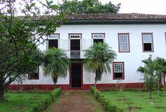 Fazenda do Pinhal, município de São Carlos, estado de São Paulo, Brasil. Fazenda exclusiva do cultivo do café. Construída no século XIX.