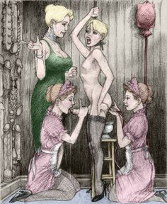 Mistress training there sissy boys to became good girls