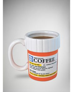 made for coffee lovers...a.k.a. nursing students