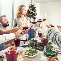 This season, bring the joy of an Italian meal to the holiday table and savour all the goodness it has to offer, surrounded by your loved ones.