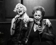 Christina and Etta James