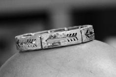 Bracelet homme flèches navarros en acier vintage .Black arrow 2016 : Bijoux pour hommes par made-with-love-in-aiacciu