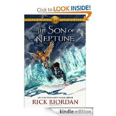 Book review of the son of neptune