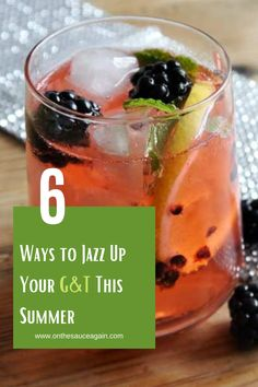 Cocktail And Mocktail, Fun Cocktails, Smoothie Recipes, Smoothies, Gin Tasting, Best Cocktail Recipes, Gin Lovers, Summer Barbecue, Frozen Drinks