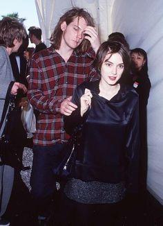 Indie Flashback! Winona Ryder, Bridget Fonda, and More at the 1995 Independent Spirit Awards   Winona Ryder