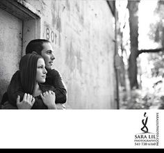 Love this!     http://saralil.com/category/engagement-sessions/