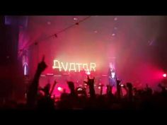 avatar - let it burn live
