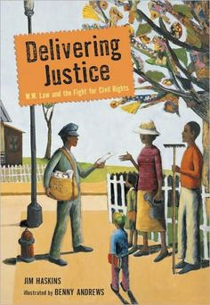 Delivering Justice tells the important story of an unsung hero during the civil rights movement who fought for racial equality and social justice for African Americans. Carefully intertwined in this biographical account are some powerful lessons in economics related to discrimination by race and jobs in the public sector. This excellent book gets high marks for putting the spotlight on an inspiring leader and making his contributions accessible to younger readers.
