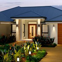 Lot 13 Funk Road - Regency Downs 4 Bedroom House Plans, Family House Plans, New House Plans, Dream House Plans, Modern House Plans, Build Your Own House, Build Your Dream Home, First Home Owners, Large Open Plan Kitchens