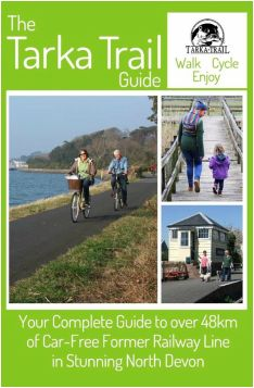 Tarka Trail Guide cover