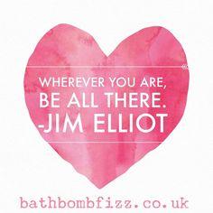 Untitled Jim Elliot, Bath Quotes, Bath Bombs, Bath Fizzies
