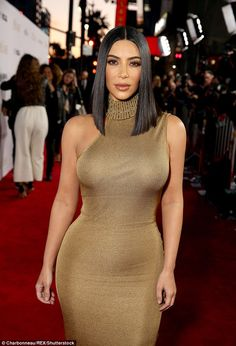Sick Kim Kardashian leaves The Promise premiere early #dailymail
