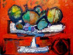 Alvaro Reja -ft Still Life, Wordpress, Paintings, Portrait, Artworks, Contemporary Art, Wine Cellars, Objects, Animales
