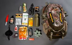 Bowhunting Packs: 2 Bags and the Gear You Should Carry in Them | Outdoor Life