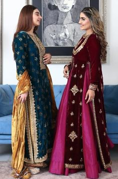 Lovely Dresses, Stylish Dresses, Simple Dresses, Casual Dresses, Girls Dresses, Simple Pakistani Dresses, Pakistani Bridal Wear, Pakistani Wedding Dresses, Indian Fashion Dresses