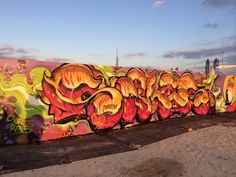 Bombing Science: Graffiti Blog - SOFLES - Ironlak Family!