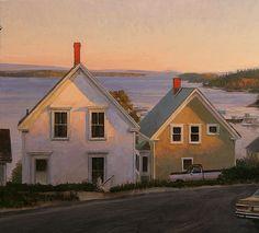 2. Sundown, Stonington Maine 18 x 19 3/4