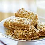 Butterscotch bars! Yummy!