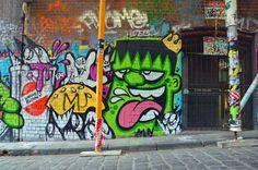 Hosier Lane April 2013